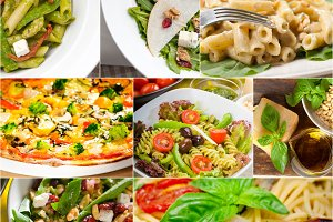 healthy Italian vegetarian food  collage 7.jpg