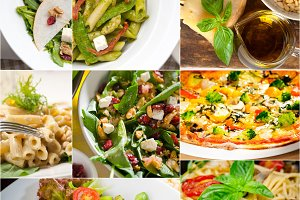 healthy Italian vegetarian food  collage 12.jpg