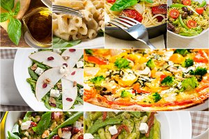 healthy Italian vegetarian food  collage 15.jpg