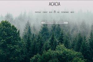 Acacia Theme