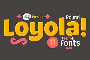 Loyola Round -50%