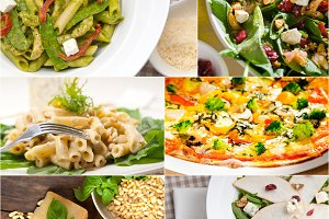 healthy Italian vegetarian food  collage 18.jpg