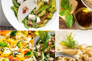 healthy Italian vegetarian food  collage 22.jpg