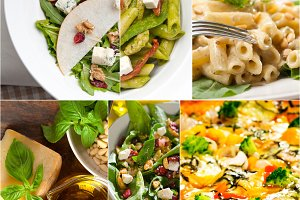 healthy Italian vegetarian food  collage 23.jpg