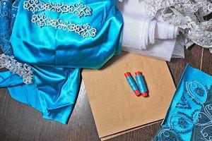 Instrument fashion designer clothing