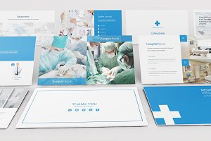 Medical and Hospital Google Slides