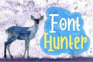 Font Hunter