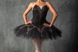 Russian ballerina