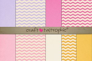 Candy Stripes Paper Pack