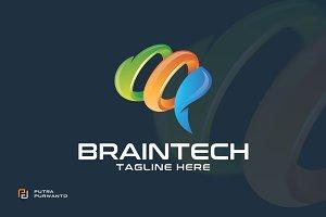 Braintech / Brain - Logo Template