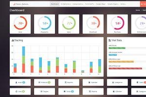 Flato Admin - Bootstrap 3.0