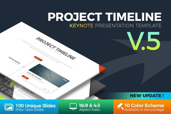 Project Timeline Keynote Version