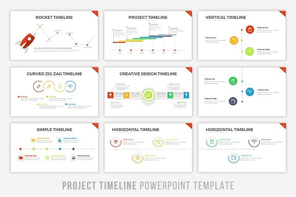 project timeline keynote version presentation templates