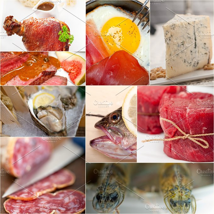 high protein diet collage 5.jpg - Food & Drink