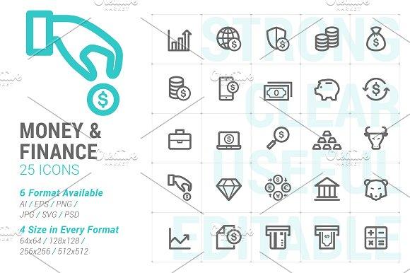 Money Finance Mini Icon