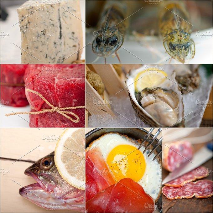 high protein diet collage 16.jpg - Food & Drink