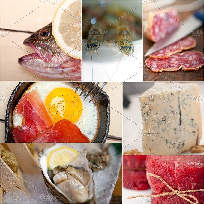high protein diet collage 17.jpg - Food & Drink