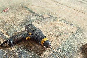 A modern screwdriver
