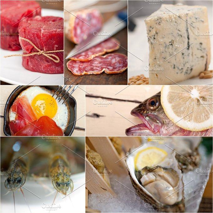 high protein diet collage 19.jpg - Food & Drink