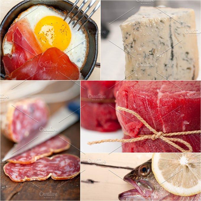 high protein diet collage 22.jpg - Food & Drink
