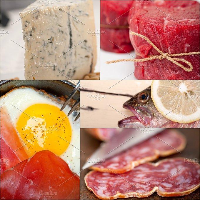 high protein diet collage 23.jpg - Food & Drink