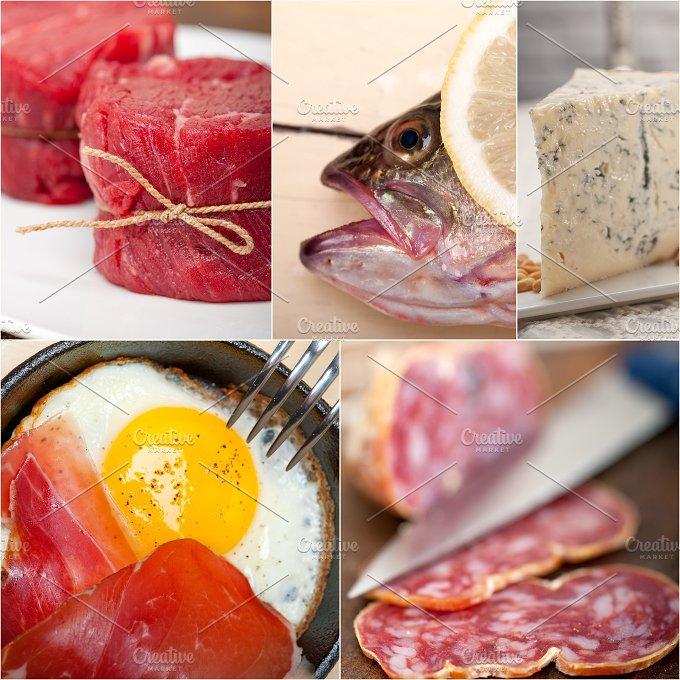 high protein diet collage 24.jpg - Food & Drink