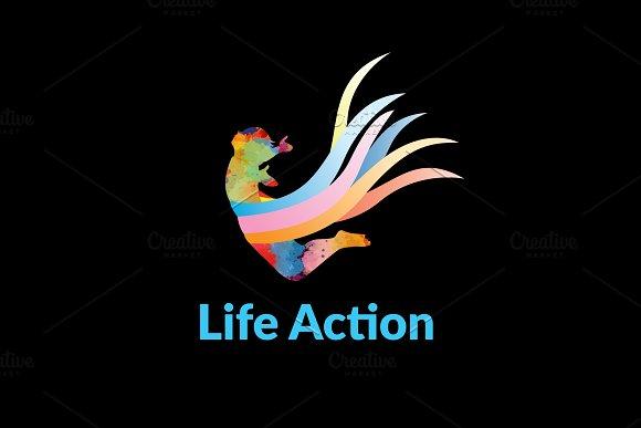 Life Action Logo
