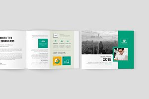 Multipurpose Landscape Brochure