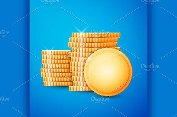 Gold Coins Cash