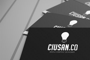 Corporate Business Card Vol. 02