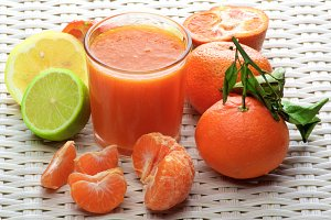Mixed Citrus Juice