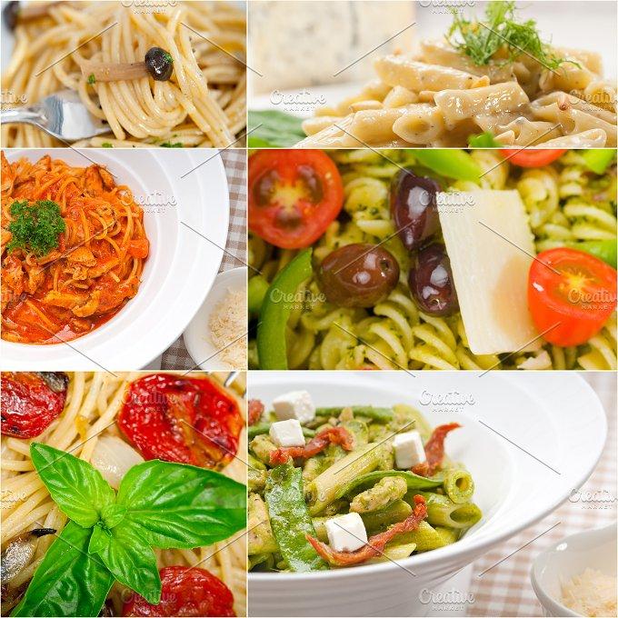 Italian pasta collage 18.jpg - Food & Drink