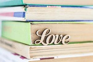books & love