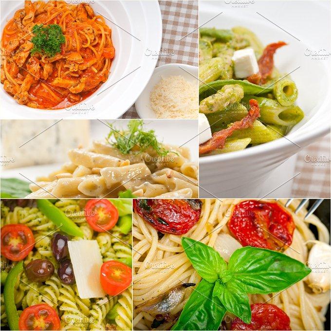 Italian pasta collage 28.jpg - Food & Drink