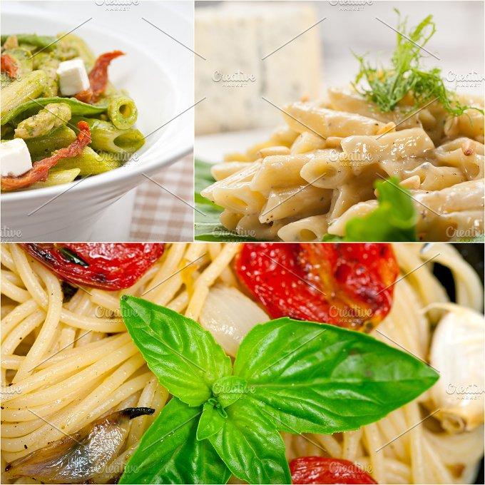 Italian pasta collage 34.jpg - Food & Drink