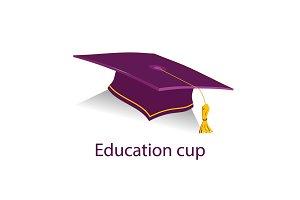 Burgyndy Education Cup
