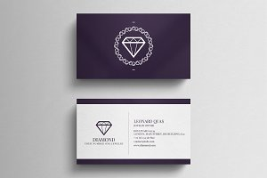 Jewelry Business Card