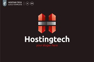 Hosting Tech Logo