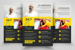 Learn Driving Flyer Templates