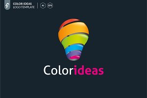 Color Ideas Logo