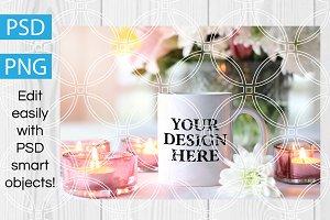 Mug Product Design Mockup