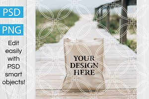 Tote Product Mockup for Your Design