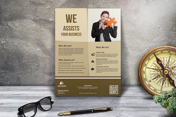 Business Flyer in Flyer Templates