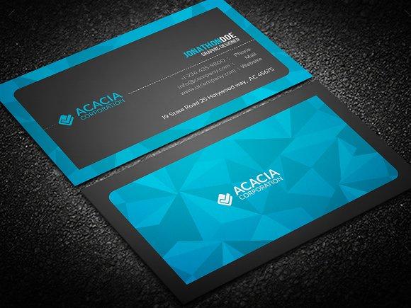 Rary Business Card