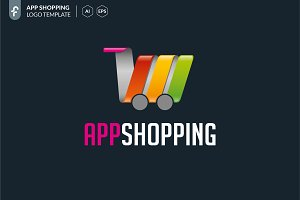 App Shopping Logo