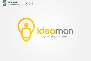 Idea Man Logo