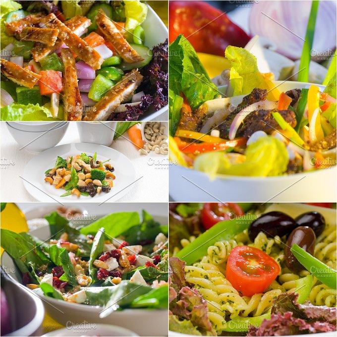 salad collage 8.jpg - Food & Drink