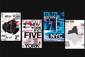NYC Vector Pack