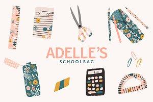 Adelle's Schoolbag