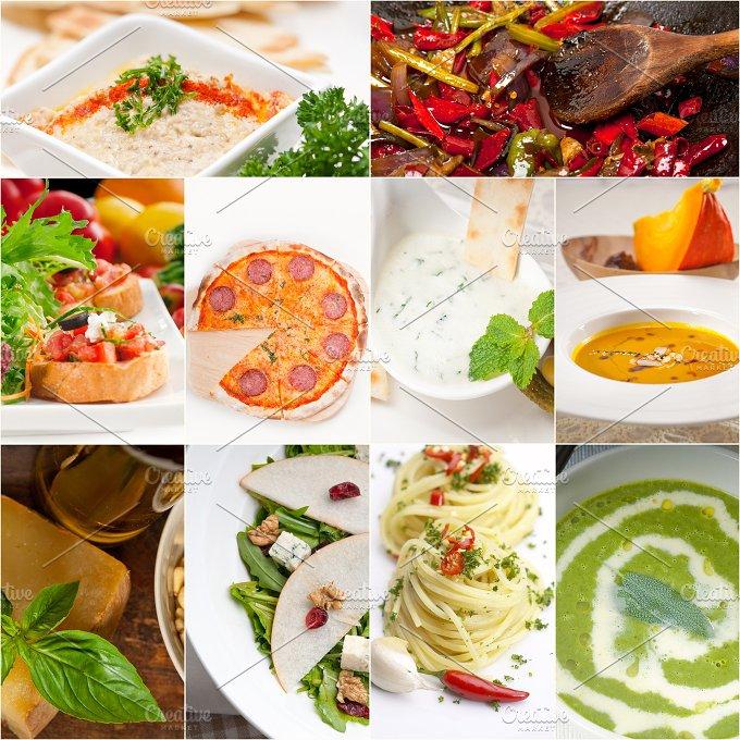 tasty and healthy food collage 6.jpg - Food & Drink